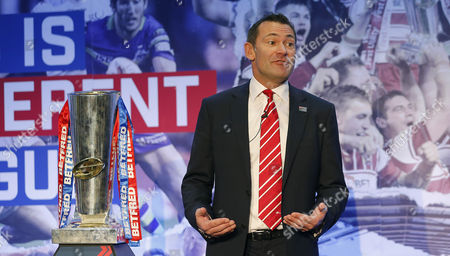 Editorial image of Betfred Super League Launch, Rugby League, Leigh Sports Village, UK - 02 Feb 2017