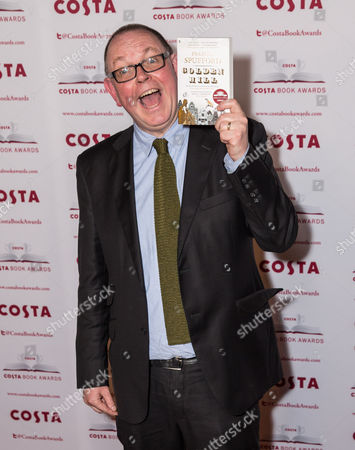 Stock Photo of Francis Spufford, Winner of the Costa First Novel Award for 'Golden Hill'