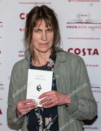 Editorial picture of Costa Book Awards, London, UK - 31 Jan 2017