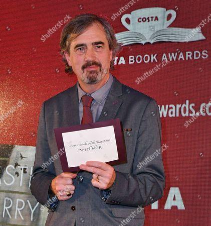 Sebastian Barry, Winner of Costa Book Of The Year Award 2016