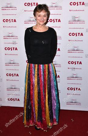 Editorial image of Costa Book Awards, London, UK - 31 Jan 2017