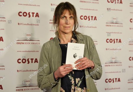 Editorial image of The 2016 Costa Book Awards, London, United Kingdom - 31 Jan 2017