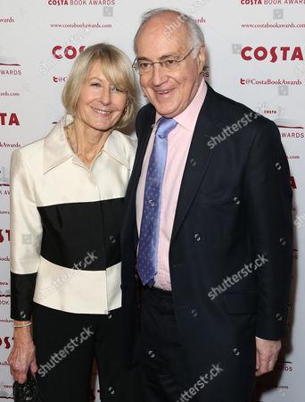 Stock Image of Sandra Howard and Michael Howard