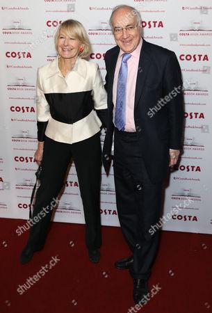Editorial photo of Costa Book Awards, London, UK - 31 Jan 2017