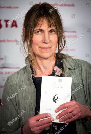 Alice Oswald, Winner of the Costa First Novel Award for 'Falling Awake'