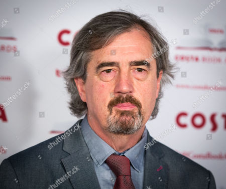Sebastian Barry, Winner of the Costa First Novel Award for Days Without End