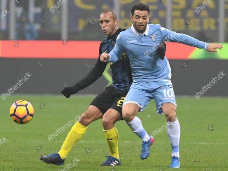 Editorial image of Inter-Lazio, Milan, Italy - 31 Jan 2017