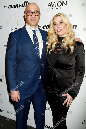 Editorial image of The Cinema Society with Avion and Jergens Present a Special Screening of Sony Classics 'The Comedian', New York, USA - 31 Jan 2017