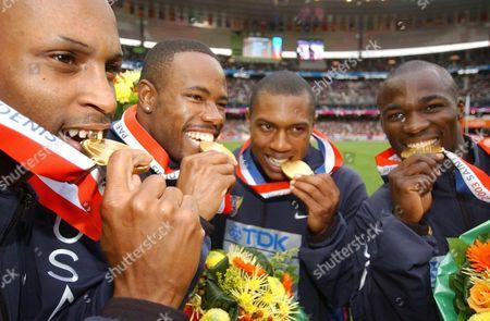 Editorial photo of Athletics World Championships - Aug 2003