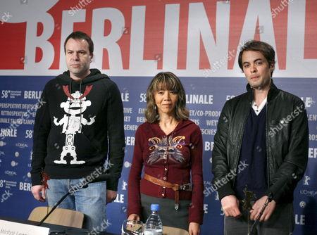 Editorial photo of Germany Berlin Film Festival - Feb 2008