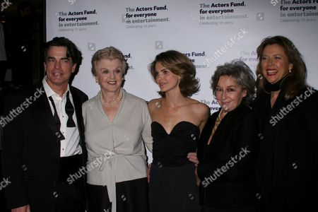 Peter Gallagher, Angela Lansbury, Keri Russell, Zoe Caldwell, Annette Bening