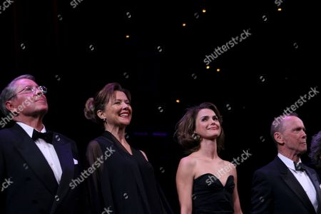 Brian Bedford, Annette Bening, Keri Russell, Joel Grey
