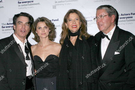 Peter Gallagher, Keri Russell, Annette Bening and Brian Bedford