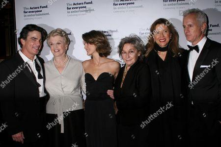 Peter Gallagher, Angela Lansbury, Keri Russell, Zoe Caldwell, Annette Bening, John Slattery