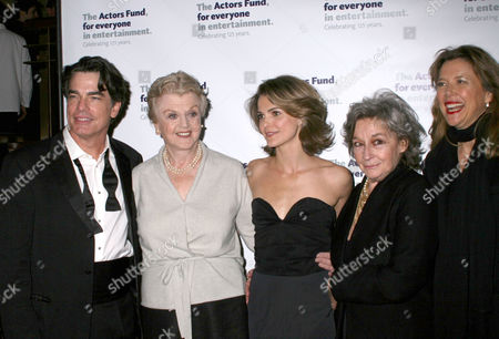Peter Gallagher, Angela Lansbury, Keri Russell, Zoe Caldwell and Annette Bening
