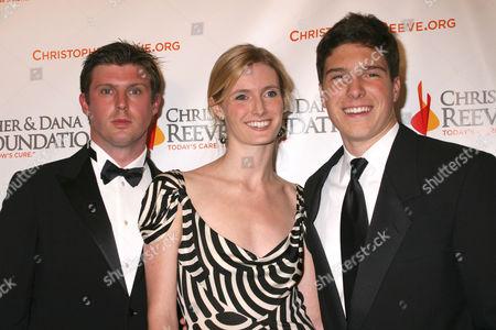 Matthew Reeve, Alexandra Reeve, Will Reeve