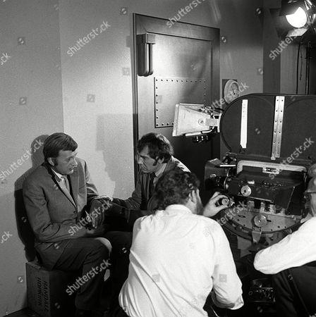 'Randall and Hopkirk' (Deceased) - TV - 1969 - Vendetta for a Dead Man - Barrie Ingham, Mike Pratt.