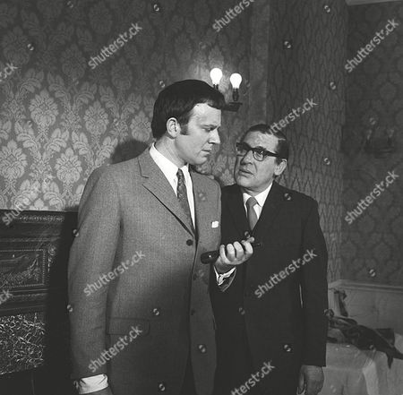 'Randall and Hopkirk' (Deceased) - TV - 1969 - The House on Haunted Hill - Jeremy Burnham and Duncan Lamont
