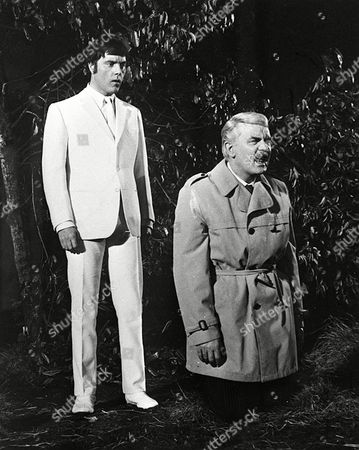 'Randall and Hopkirk' (Deceased) - TV - 1969 - When Did You Start to Stop Seeing Things ? - Kenneth Cope, Clifford Evans.