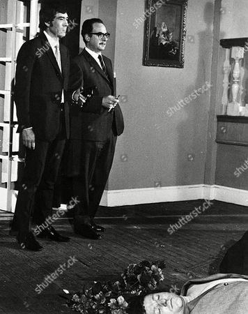 'Randall and Hopkirk' (Deceased) - TV - 1969 - When Did You Start to Stop Seeing Things ? - Mike Pratt, Reginald Marsh.