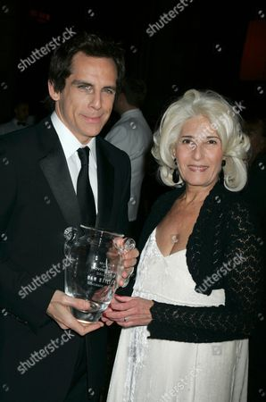 Editorial photo of American Museum of the Moving Image Salutes Ben Stiller, New York, America - 12 Nov 2008