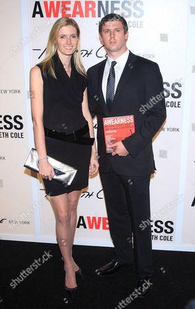 Alexandra Reeve and Matthew Reeve