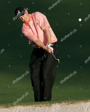Editorial picture of Usa Golf Masters - Apr 2007