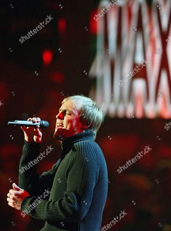 Editorial photo of Germany - Eurovision Song Contest 2004 - May 2004