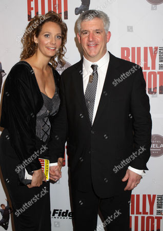 Gregory Jbara at the after party