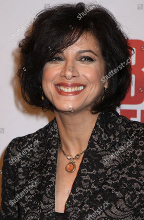 Sandra Santiago  at the after party