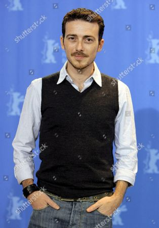Spanish Actor Victor Clavijo Poses During a Photo Call For His Film 'Before the Fall' at the 58th Berlin International Film Festival in Berlin Germany 14 February 2008 the Film Runs in in the Panorama Special Section at the 58th Berlinale Germany Berlin