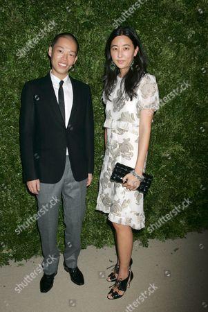 Editorial image of 5th Anniversary of the CFDA/Vogue Fashion Fund, New York, America - 17 Nov 2008