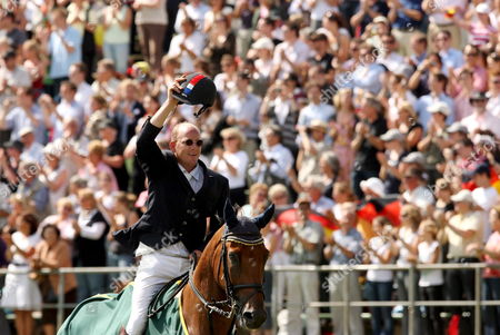 Editorial image of Germany Equestrian Chio - Jul 2008