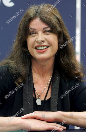 Stock Photo of Former Model Uschi Obermaier is Pictured During a Signature Call For Her Autobiography in the Kaufhaus Des Westens ('kadewe') in Berlin Germany Saturday 03 February 2007 the Autobiography is Called 'High Times - Mein Wildes Leben' ('my Wild Life') and is Published by Heyne Publishers Germany Berlin