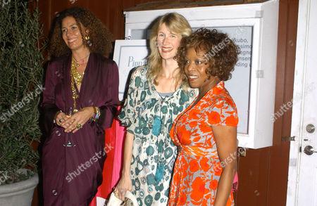 Pippa Small, Laura Dern and Alfre Woodard