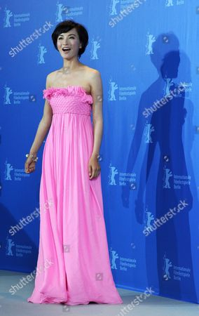 Chinese Actress Monica Mo Attends the Photocall For the Movie 'Tuan Yuan' Which Will Open the 60th Berlinale International Film Festival in Berlin Germany 11 February 2010 the Festival Runs Until 21 Febuary 2010 Germany Berlin