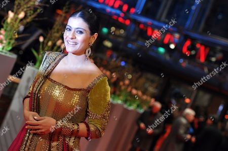 Bollywood Actress Kajol Devgan Arrives For the Premiere of the Film 'My Name is Khan' During the 60th Berlinale International Film Festival in Berlin Germany 12 February 2010 the Festival Runs Until 21 Febuary Germany Berlin