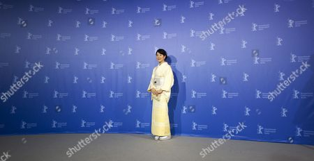 Japanese Actress Sayuri Yoshinaga Attends the Photocall For the Film 'About Her Brother' Running in the Festival But not Competing For the Golden Bear During the 60th Berlinale International Film Festival in Berlin Germany 20 February 2010 the Festival Runs Until 21 February 2010 Germany Berlin