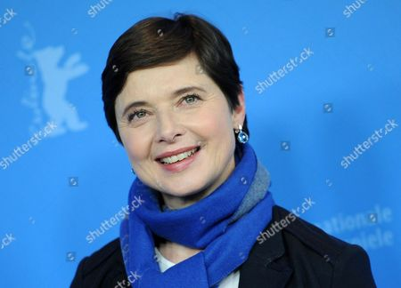 Stock Photo of Italian Actress Isabella Rossellini Poses at a Photocall For the Movie 'Late Bloomers' During the 61st Berlin International Film Festival in Berlin Germany 17 February 2011 the Movie by French Director Julie Gavras is Presented in the Berlinale Special Section at the 61st Berlinale Running From 10 to 20 February Germany Berlin