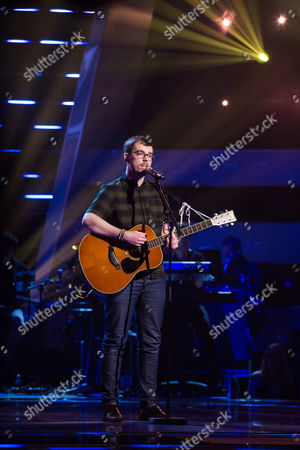 Editorial image of 'The Voice' TV show, Episode 4, UK - 28 Jan 2017