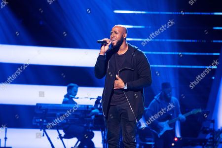 Editorial photo of 'The Voice' TV show, Episode 4, UK - 28 Jan 2017