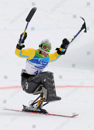 Editorial photo of Canada Vancouver 2010 Paralympic Games - Mar 2010