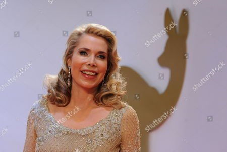 Begum Inaara Aga Khan Arrives at the 62nd Annual Bambi Awards at Filmpark Babelsberg in Potsdam Germany 11 November 2010 Presented Annually by Hubert Burda Media Group the Bambi Awards Are the Oldest Media Awards in Germany Germany Potsdam