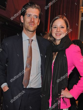German Entrepreneur Nikolaus Jagdfeld (l) and German Actress Sandra Von Ruffin (r) Attend the Vogue Party Held at Muenzsalon During the 60th Berlin International Film Festival in Berlin Germany 18 February 2010 the Party was Organized in Honor of German Actress Hanna Schygulla who Received the Honorary Golden Bear Award For Lifetime Achievement the Same Day Germany Berlin