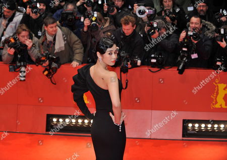 Chinese Actress and Jury Member Yu Nan Arrives For the Premiere of the Opening Film 'Tuan Yuan' ('apart Together') That Runs in Competition of the 60th Berlin International Film Festival in Berlin Germany 11 February 2010 the Festival Runs Until 21 Febuary 2010 Germany Berlin