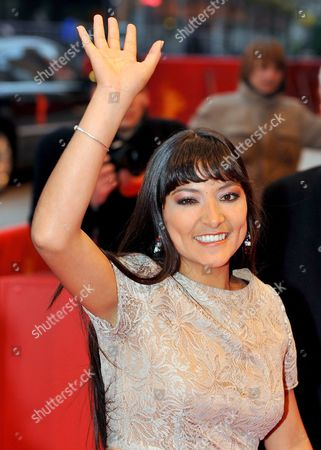 Actress Magaly Solier Arrives For the Premiere of Their Film 'The Milk of Sorrow' (la Teta Asustada) at the 59th Berlin International Film Festival in Berlin Germany 12 February 2009 the Film is Among 18 Films Competing For the Silver and Golden Bear Awards at the 59th Berlinale Germany Berlin