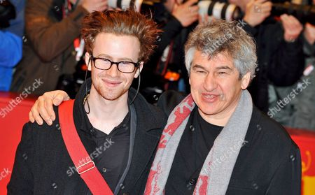 British Director Richard Loncraine (r) and Canadian Actor Mark Rendall Arrive at the Premiere of Their Film 'My One and Only' at the 59th Berlin International Film Festival in Berlin Germany 12 February 2009 the Film Runs in the Competition a Total of 18 Films Compete For the Silver and Golden Bears of the 59th Berlinale Germany Berlin