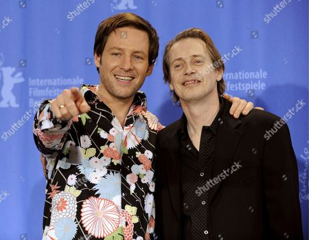 German Director Florian Gallenberger (l) and Us Actor Steve Buscemi Pose at the Photocall For Their Film 'John Rabe' at the 59th Berlin International Film Festival in Berlin Germany 06 February 2009 the Film Runs in the Berlinale Special Section a Total of 18 Films Compete For the Silver and Golden Bears of the 59th Berlinale Germany Berlin