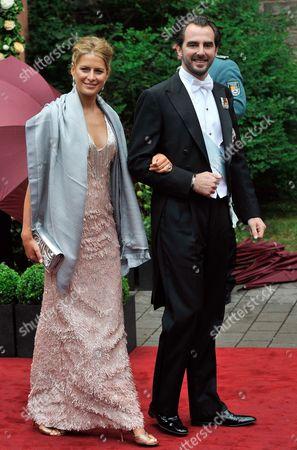 Editorial photo of Germany Denmark People Wedding - Jun 2011