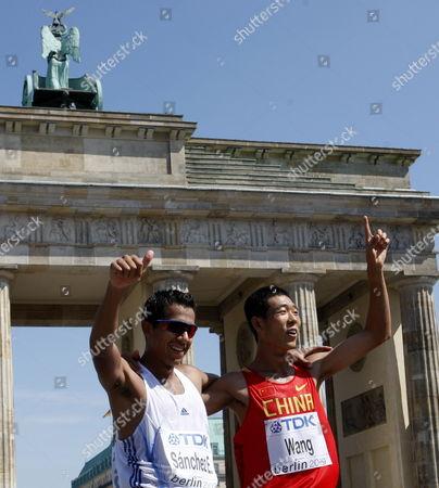 Editorial image of Germany Iaaf Athletics World Championships - Aug 2009